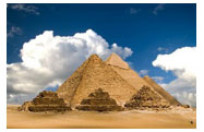 Egyptain Pyramids